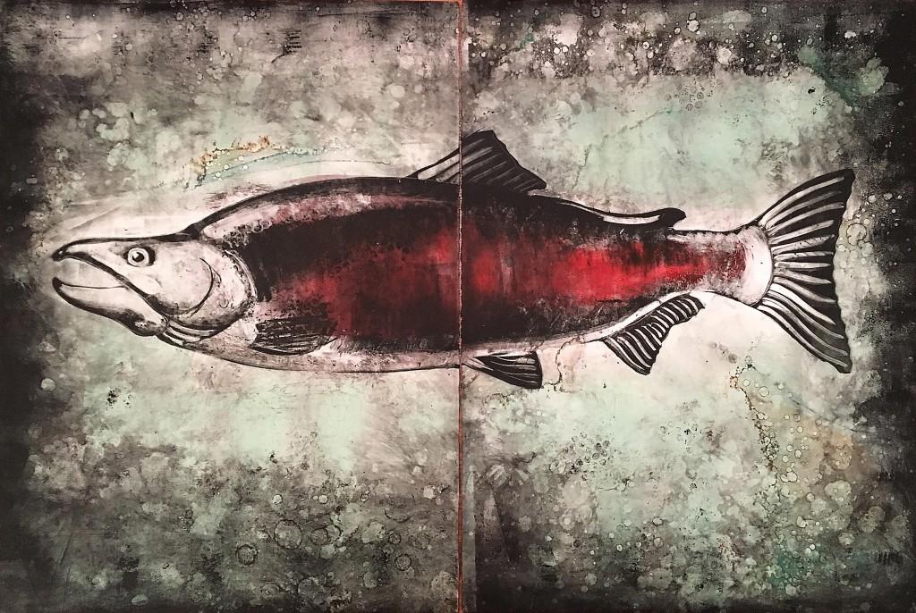 Red-coho-salmon